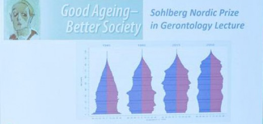 "Kongreso ""The 23rd Nordic Congress of Gerontology"" medžiaga"